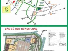 Bán đất dự án SHR - đường Vườn Thơm xã Bình Lợi huyện Bình Chánh, 800tr/nền