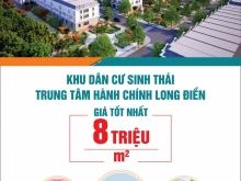 Dự án 3S Town Hưng Long đã có SHR sang tên trong ngày. Chỉ 8tr/m