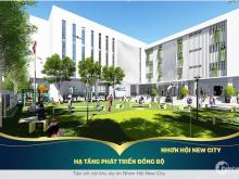 Nhận đặt suất dự án khu du lịch sinh thái Nhơn Hội New City - Phân khu 2,