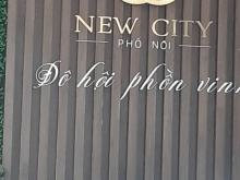 Chủ đầu tư chính thức ra bảng hàng mới New City Phố Nối giá chỉ từ 850 tr/m2