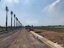 Bán.đất thổ cư Bến Lức, MT Nguyễn Trung Trưc, gần KCN Thuận Đạo, Dt 100m2, giá 9