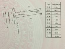 ĐẤT THÔN 4 HÒA THẮNG , GIÁ 165TR/M , CÓ 2 LÔ LIỀN KỀ