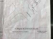 Nền góc siêu đẹp kdc Nông Thổ Sản - Vị trí: Góc đường Trần Văn Sắc và đường 30m
