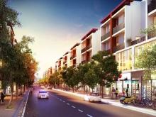 Dãy phố Lê Đình Kỵ, sức hấp dẫn đến nhiều nhà đầu tư