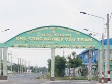 Bán Lô Đất Đối Diện KCN Cầu Tràm, DT100m2, SHR