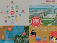 Bán đất liền kề KCN Becamex - Sổ Hồng - Giá chỉ 380 Triệu/nền