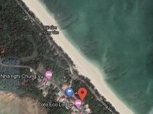 Bán gấp lô đất 200m2 ở Hồng Vàn, cách biển 100m và 300m theo 2 đường biển,Cô Tô