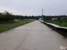 Bán gấp lô đất 100m2 mặt tiền đường Võ Văn Kiệt, sổ riêng đầu tư giá F0
