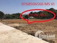 Đất nền KDC Điện Bàn -Quảng Nam giá chỉ 850 triệu / lô