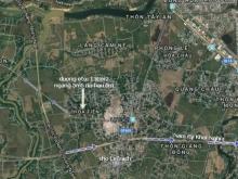 Cần bán nhanh lô đất 2 mặt tiền, 138m2 trung tâm La Bông, xã Hòa Tiến