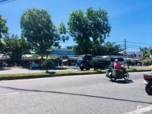 Bán đất mặt tiền quốc lộ 1A đối diện chợ Miếu Bông, gần cây xăng lớn, trường học