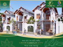 Đất mặt tiền Quốc lộ 1A KĐT Green Complex City giá rẻ