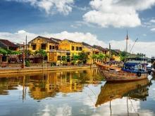 Bán Đất Đường Chợ Đêm Nguyễn Hoàng, Trung Tâm Phố Cổ Hội An. 535m2