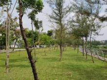 Cần bán đất biệt thự 6B Intresco ven Sông Ông Lớn view đẹp, Bình Chánh
