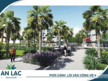Dự án đất nền giá rẻ tại huyện Bình Chánh