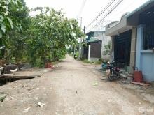 Thiếu nợ cần bán gấp đất Bình Chánh, SHR, 105m2 Giá 1tỷ3.