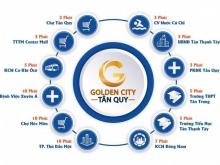 Golden City Tân Quy chỉ 650tr/80m2 nhanh tay đầu tư ngay