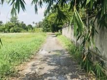 Bán đất 136 m2 thổ cư ở Ấp 7, Xã Bình Mỹ, Đường 5m, Huỳnh Thị Dần đi vào . LH085