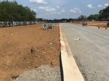 Bán đất ngay chợ Việt Kiều liền kề trung tâm HC Củ Chi 550tr/80m2 SHR