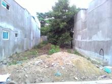 Chính Chủ bán gấp 97m2 đất thổ cưu, sổ riêng đường 6m Nguyễn Thị Lắng, GPXD