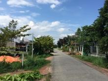 Đất thổ cư mặt tiền Cây Trắc gần ngã tư Phạm Văn Cội xã Phú Hoà Đông Củ Chi