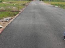 Làm ăn thua lỗ nên cần để lại lô đất gần chợ Bà Điểm HM.Dt 80m2 SHR. Đ PVH 600tr