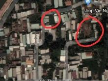 Đất huyện Nhà Bè 196.1m2 và 137.9m2.