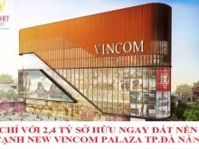 Sở hữu đất nền ở New Vincom Plaza chỉ với 200 triệu