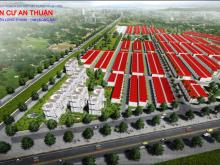 Đất nền KDC An Thuận - Victoria City cổng sân bay Long Thành, giá tốt nhất