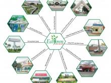 Dự án eco town Long Thành , vị trí đắc địa tại trung tâm thị trấn Long Thành