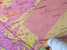 bán đất LOng An ngay sân bay Long Thành, 6515m2, Long Thành, Đồng Nai