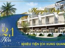 Bán gấp lô đất đường Nguyễn Duy Trinh, cách biển 100m. Giá 2,1 tỷ. Mr Cường