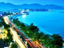 Bánđất tốt mặt tiền Điện Biên Phủ NhaTrang gần biển, diện tích lớn