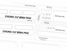 Bán đất Khu dân cư Bình Phú Nha Trang, 90.8m2 chỉ 2ty