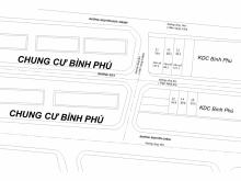 Cần bán đất KDC Bình Phú Nha Trang, diện tích đẹp, giá tốt.