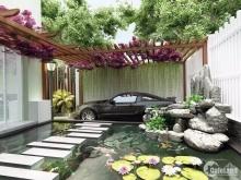 Hot, nhà 2 MT Bà Huyện Thanh Quan + Võ Văn Tần: 21x35m: 500 triệu/th