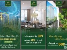 Bán căn hộ Eco Green block M2.10.09 view công viên Hương Tràm, hồ bơi 0938677909