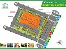 Bán đất phân lô hẻm 11 Vườn Lài P,Tân Thành Q,Tân Phú   DT 4X16m