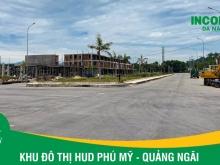Bán gấp lô đất nền khu đô thị Phú Mỹ, ngày trung tâm tp Quảng Ngãi