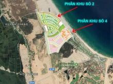 Đất nền ven biển cách biển 100m PK 2 Nhơn Hội newcity