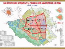 Bán 4000 m2 thổ cư, SĐCC, tại Thôn 5, xã Phú Cát, Quốc Oai, Hà Nội.