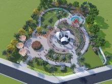 Bán đất dự án khu dân cư Future City Tân Lập - Bắc Tân Uyên , Bình Dương