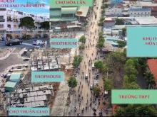 Đất nền đầu tư và an cư trong khu dân cư chợ Hòa Lân TX Thuận An Bình Dương
