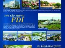 Bán đất nền sổ hồng riêng thổ cư 100%, liền kề KCN Giang Điền lớn nhất Đồng Nai