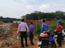 Bán đất mặt tiền đường nhựa 12m tại An Viễn Trảng Bom,giá chỉ 7tr/m2.