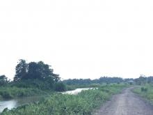 Bán đất mặt tiền sông đường 10m Xã Trung An Củ Chi.
