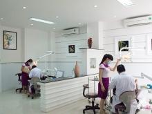 Cho thuê nhà mặt phố Kim Mã, 40m2 x 5 tầng, MT 4m, 55 triệu/tháng