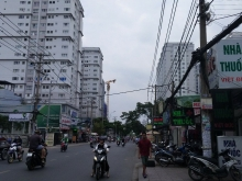 Cho thuê nhà MT Nguyễn Xí, P26, Bình Thạnh, 4.2m x 35m, 50 triệu-tháng