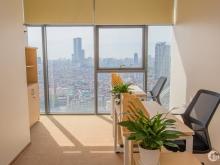 Cho thuê Văn phòng tại Discovery Complex Tower Cầu giấy 24$/m2