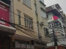 Cho thuê nhà nguyên căn 5.5 tầng, khu vực chợ Hạ Long